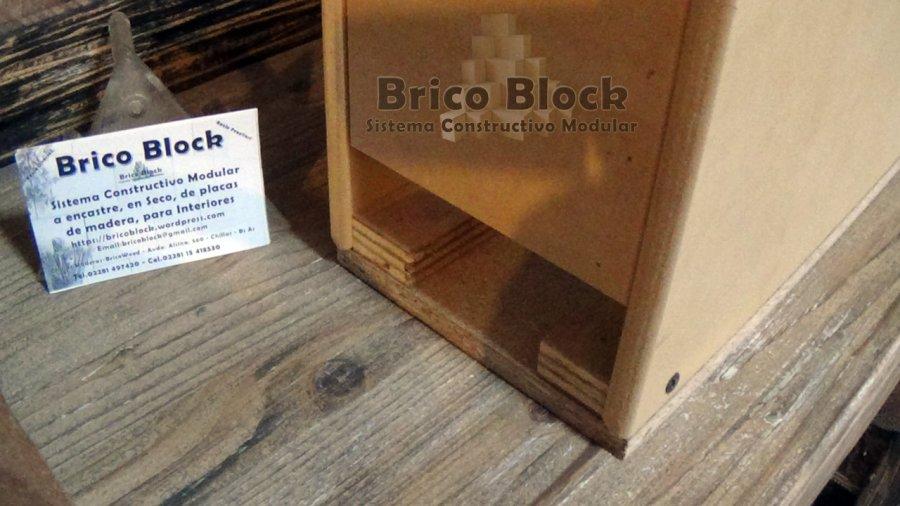 Brico Block Standard OSB 11.1mm