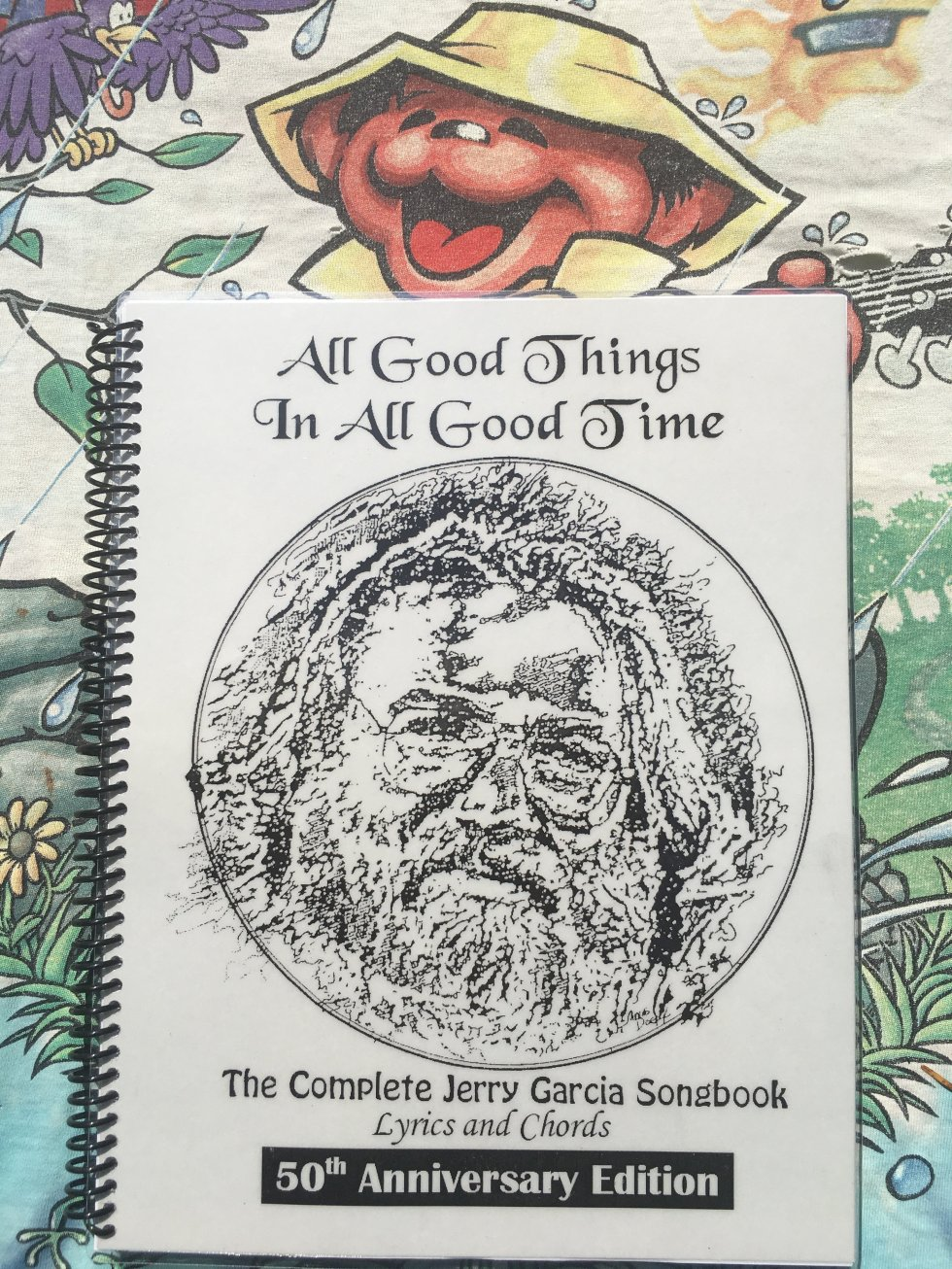 The Complete Jerry Garcia Songbook