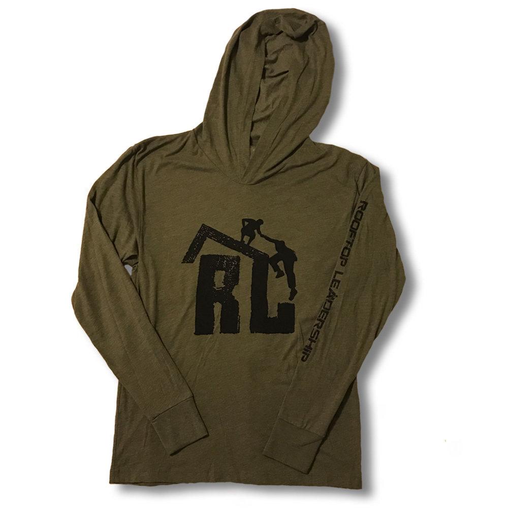 Long Sleeve Hooded T-shirt (Unisex) 00002