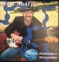 Some Assembly Required by Scott Sharp (CD Physical Disc) 00013