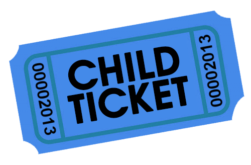 Child Ticket (Under 16) - Big Straw Bale Gathering 00001