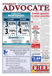 The Advocate Newspaper Local Home Delivery - 1 Year 00000