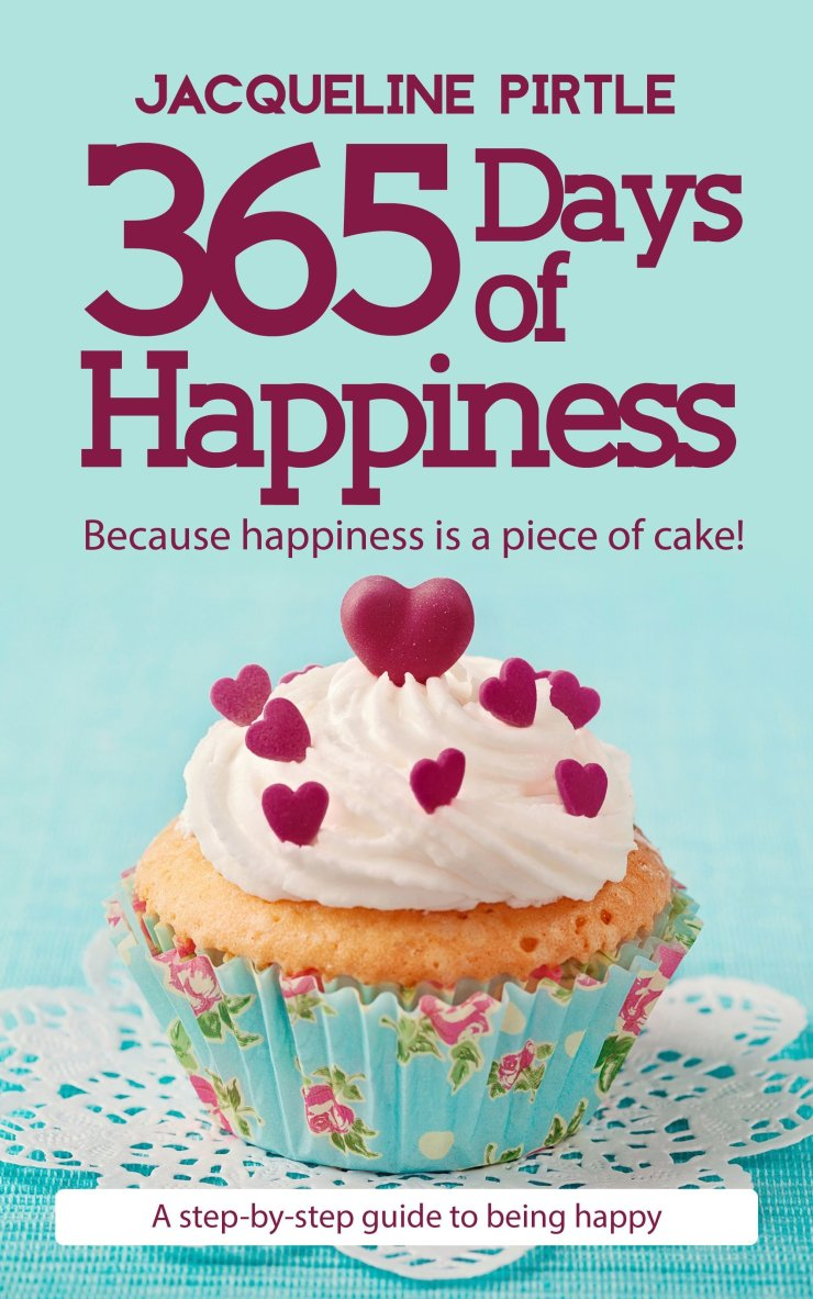 365 Days of Happiness - autographed paperback 00001