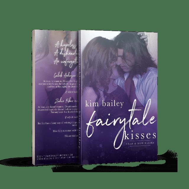 Fairytale Kisses Signed Paperback 00002