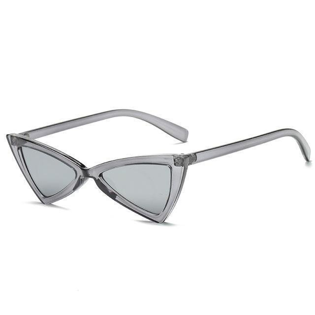 Triangle Sunglases_grey