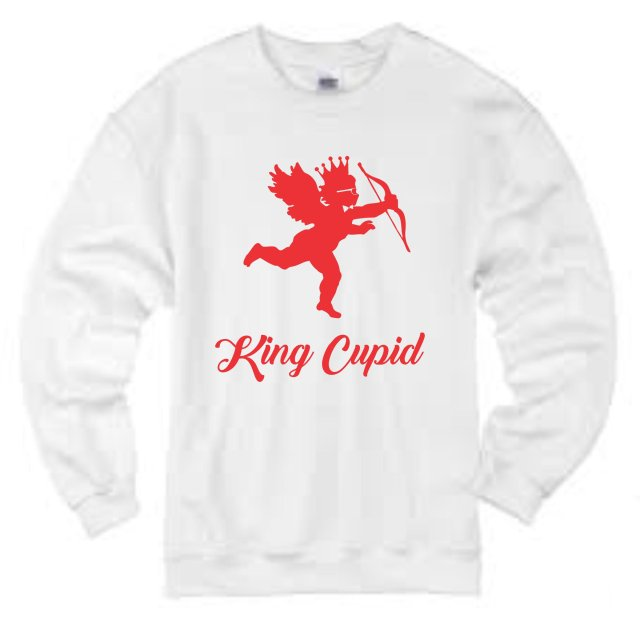 King Roscoe Valentine Shirt King Cupid