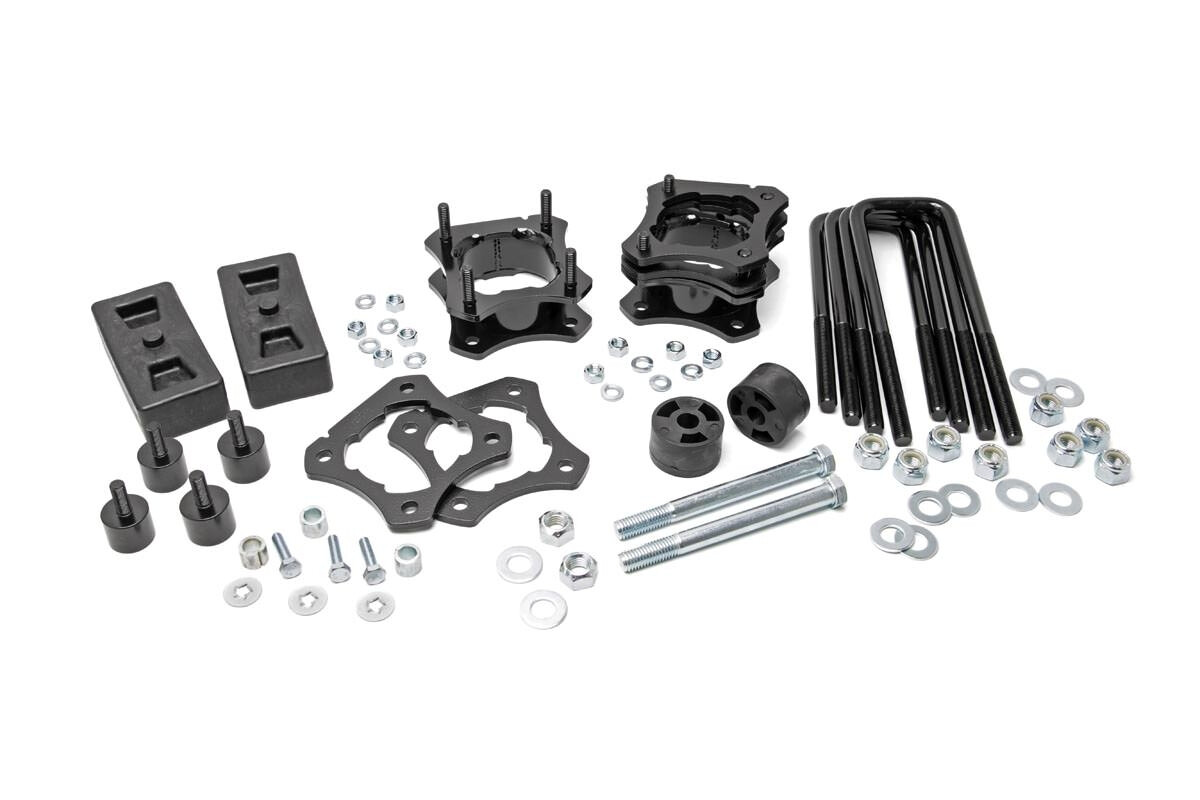 Rough Country 2 5 Inch Suspension Lift Kit For