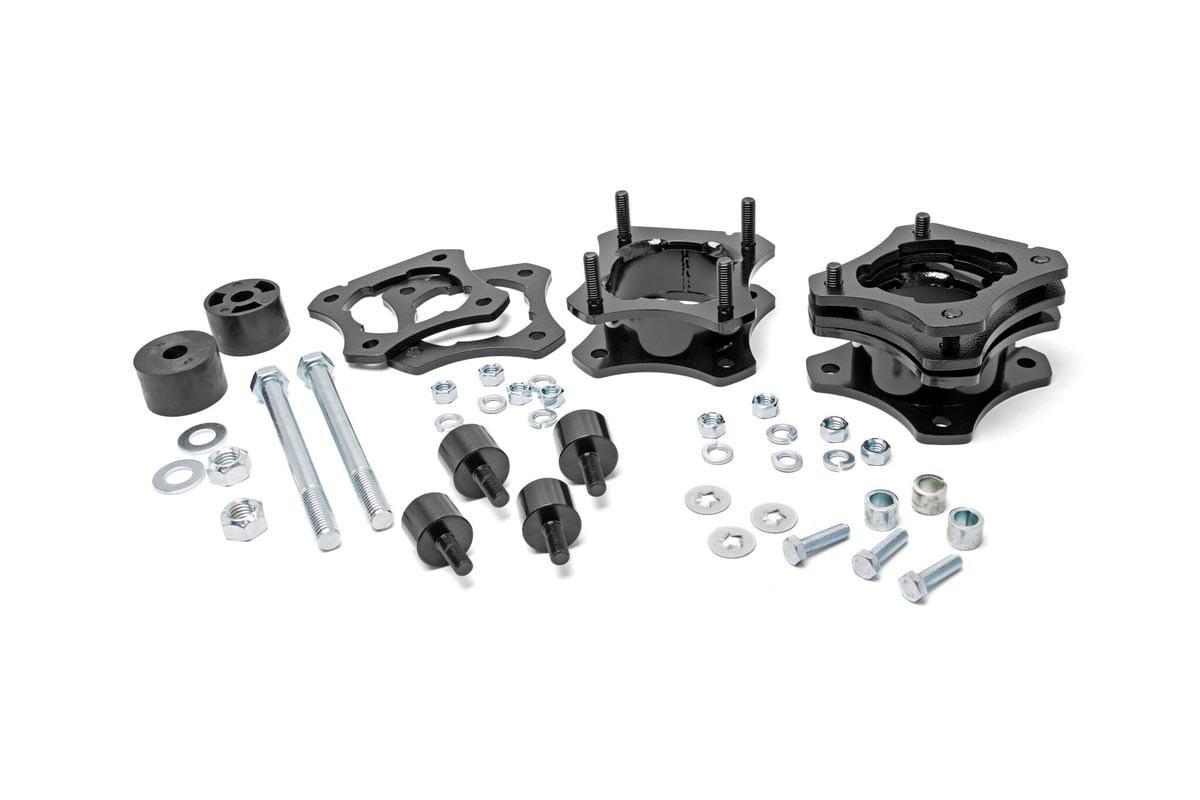 Rough Country 2 5 3 Inch Leveling Lift Kit For 07 20