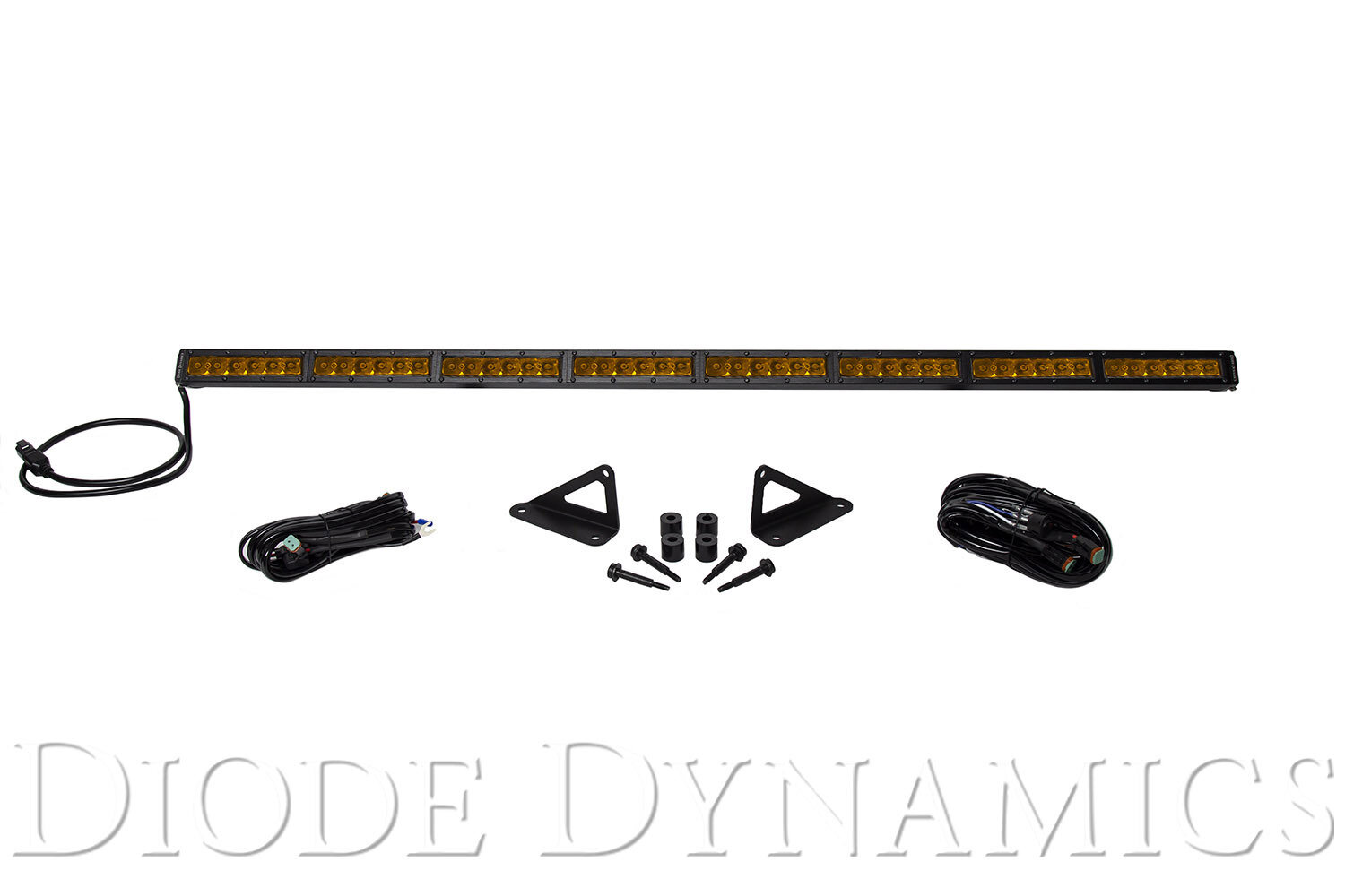 Jeep Ss50 Hood Led Kit Amber Driving Diode Dynamics