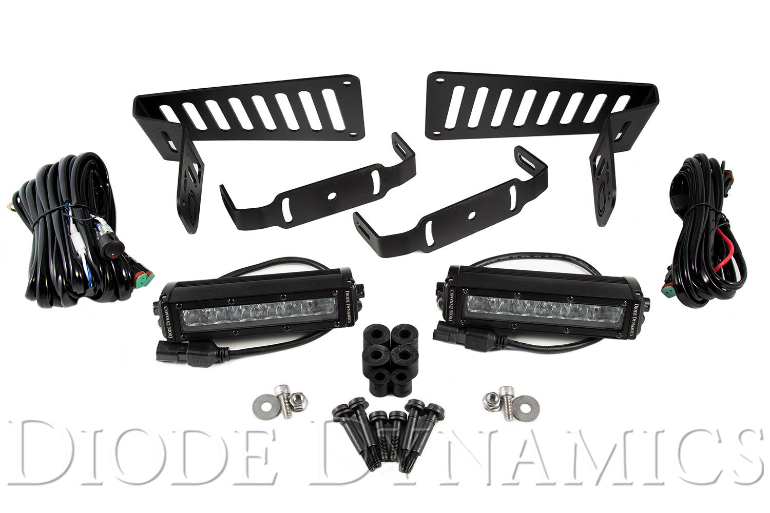 Jeep Jl Stage Series 6 Inch Cowl Led Kit White