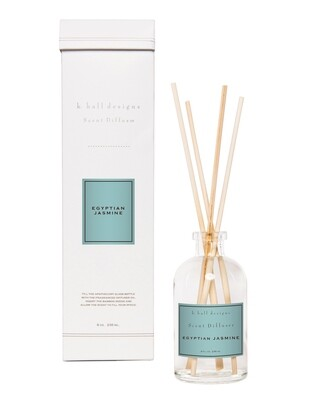 Egyptian Jasmine Boxed Diffuser Set