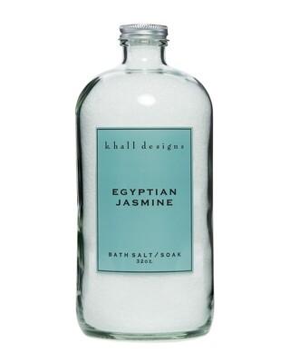 Egyptian Jasmine Bath Salts 32 Oz.