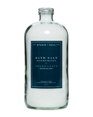 Shoreline Bath Salts 32 Oz.