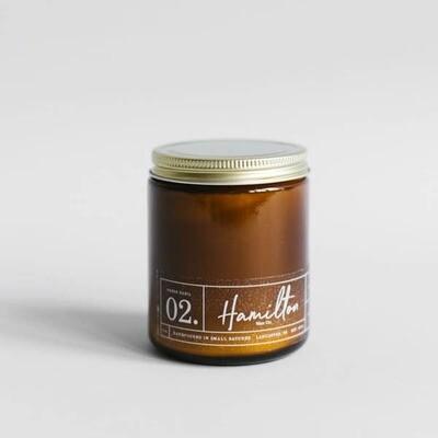 Fresh Basil Jar Candle