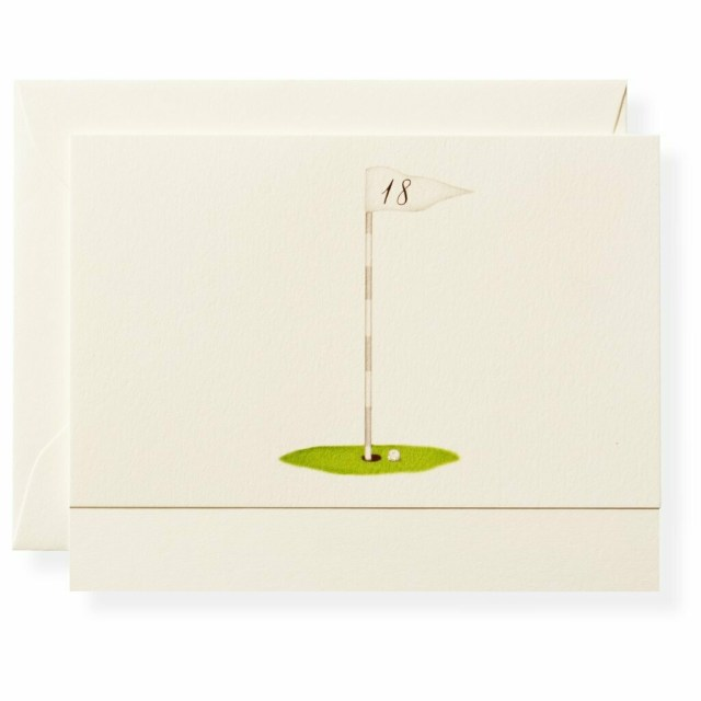 Tee Time Golf Boxed Note Set