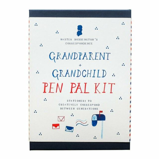 Grandparent & Grandchild Pen Pal Kit
