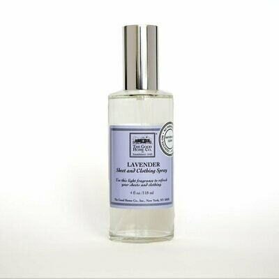 Lavender Sheet & Clothing Spray