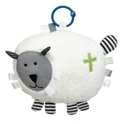 Lamb Activity Stuffed Animal