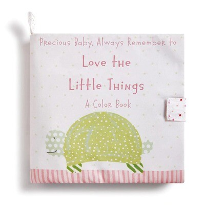 Love The Little Things Colors Soft Activity Book