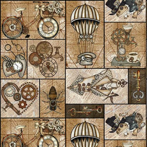 Unknown Voyage Panel 115