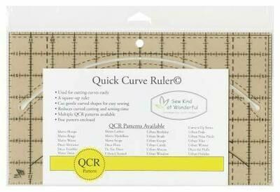 Quick Curve Ruler SKW100