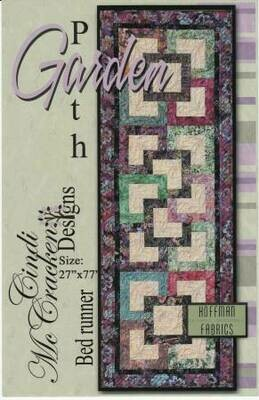 Garden Path Bed Runner CMD17