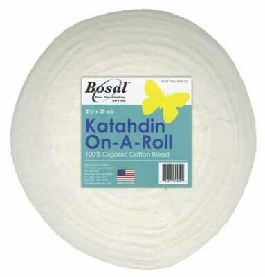 390KB-50 White Katahdin Roll