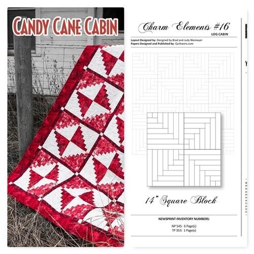 Candy Cane Cabin