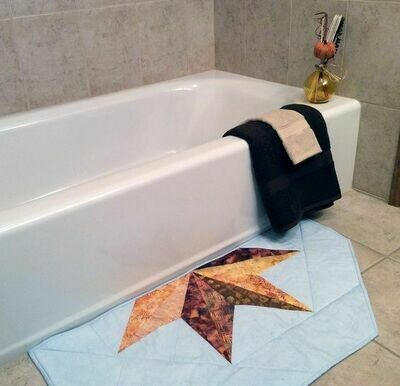 Plush Bathmat
