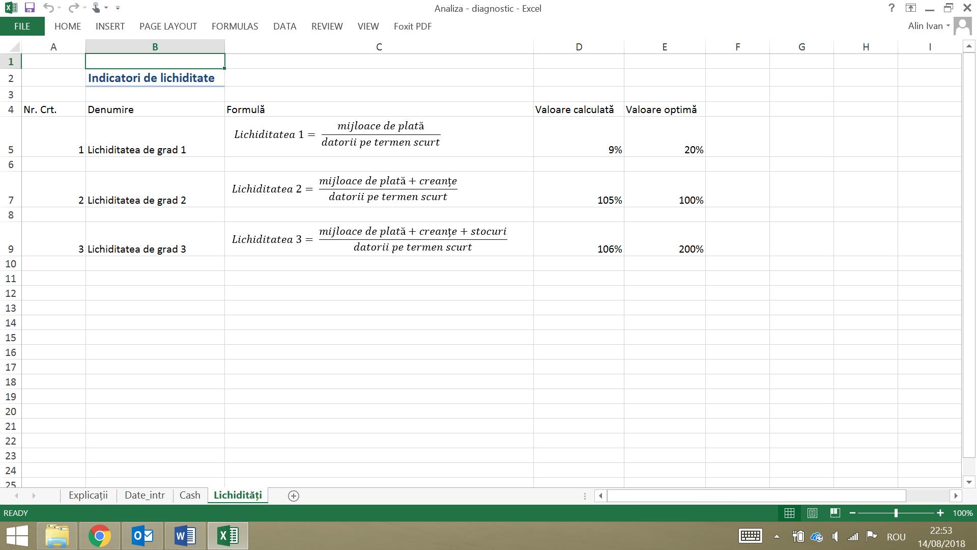 calcul exemplu 2
