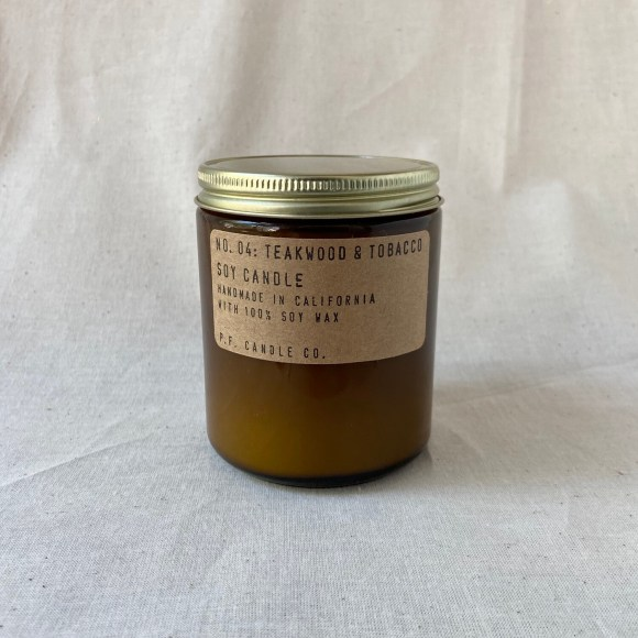 PF Candle | Teakwood & Tobacco