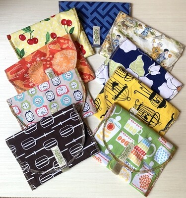 Roly Poly Sandwich Bag