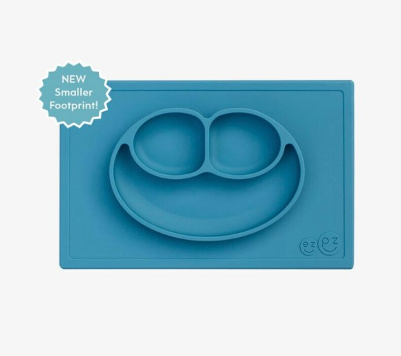 Ezpz Happy Mat- Blue