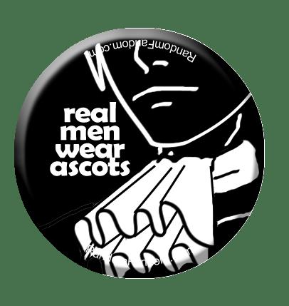 Real Men Wear Ascots