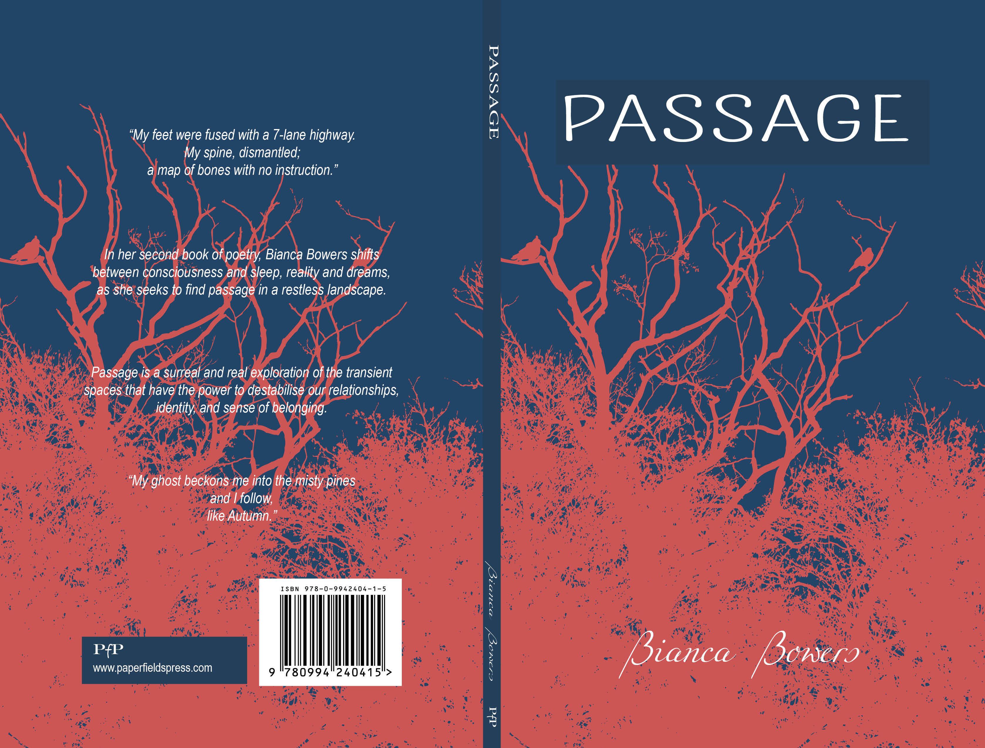 PASSAGE, Print Cover