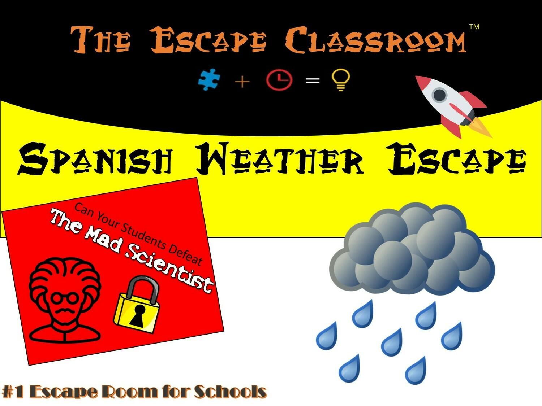 Spanish Weather Escape