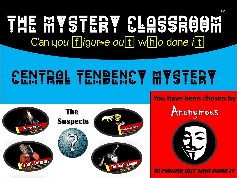 Central Tendency Mystery School License