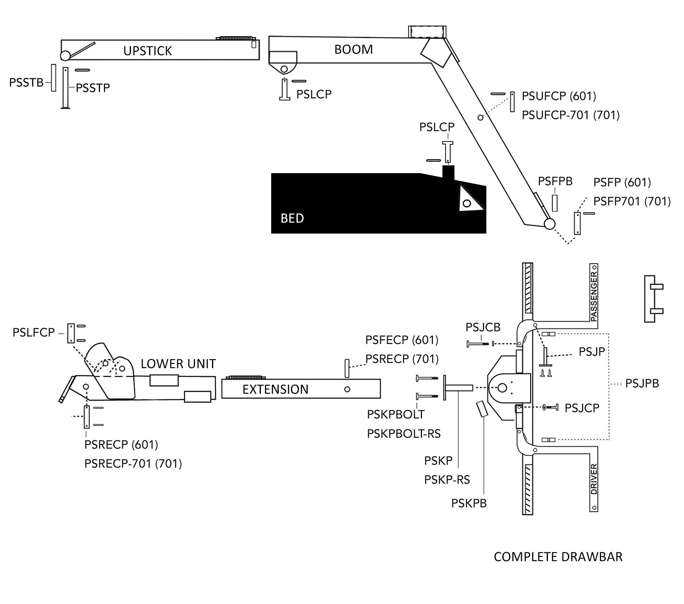 Pierce Winch Controller Wiring Diagram Remote Control