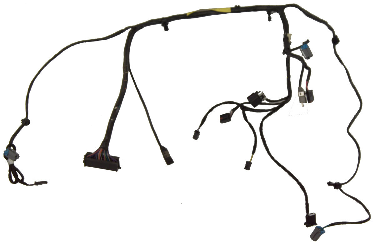 Equinox Terrain Center Console Wire Harness W O