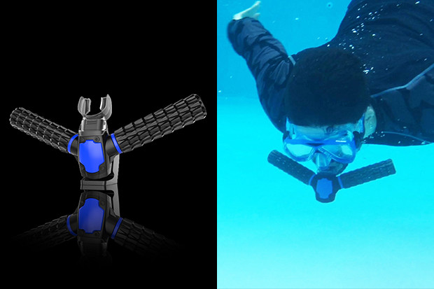 Triton Artificial Gills Scam