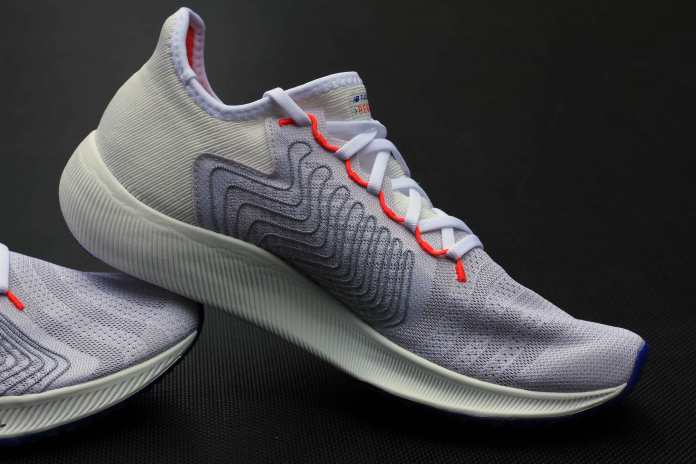 New Balance Fuelcell Rebel Review Fast Futuristic Running Shoe Gearjunkie