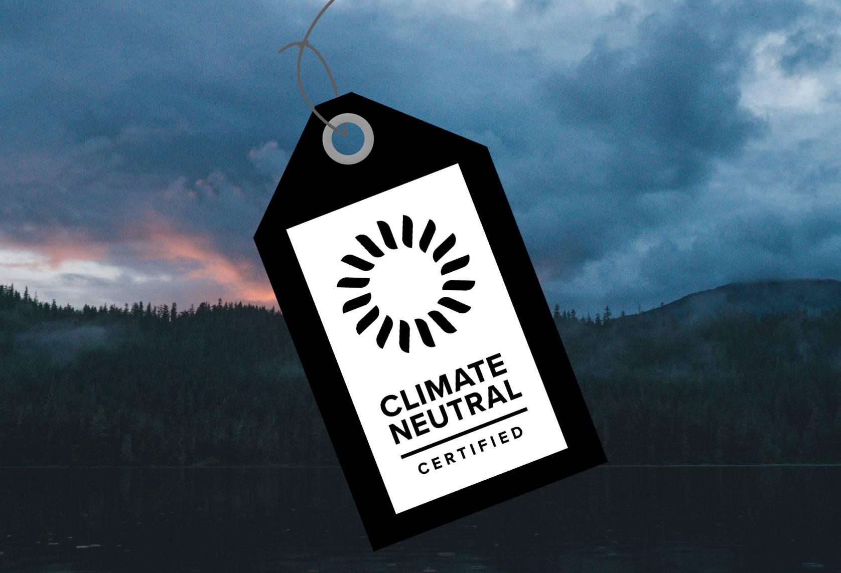 Zero Carbon Footprint New Label Reveals Which Brands Make