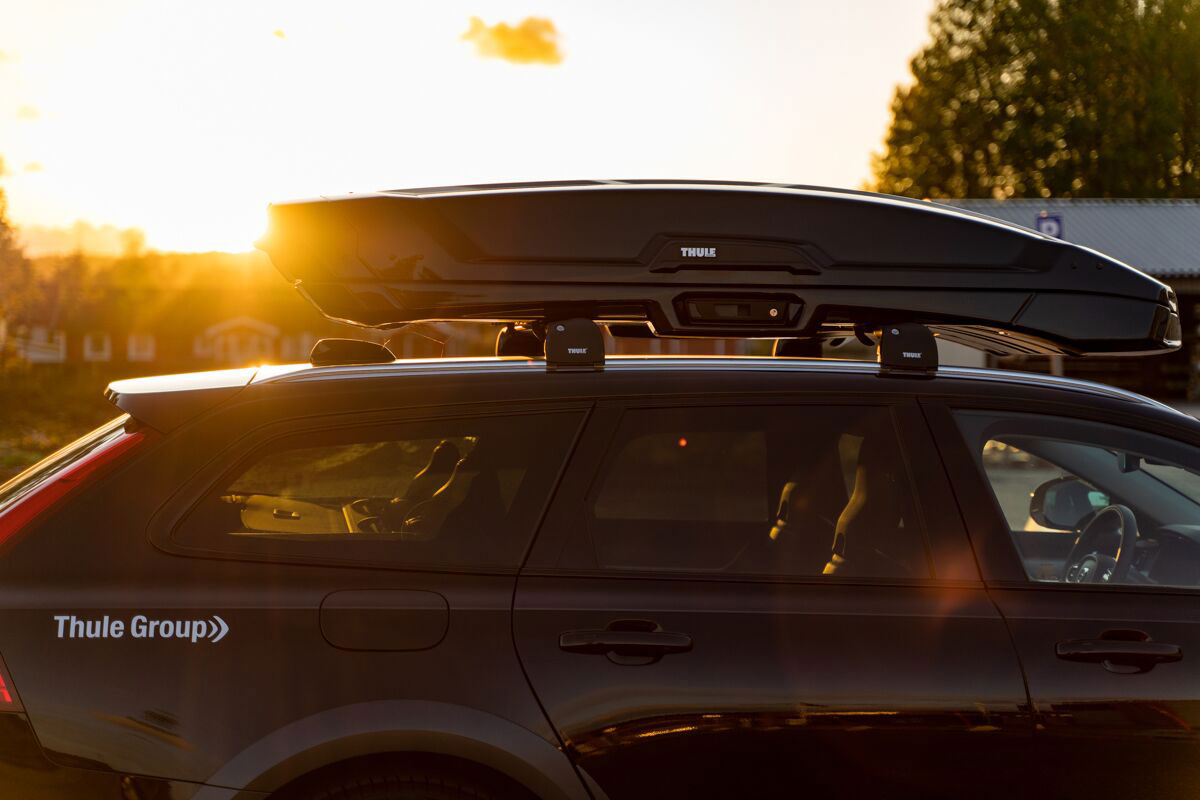 vector roof box review