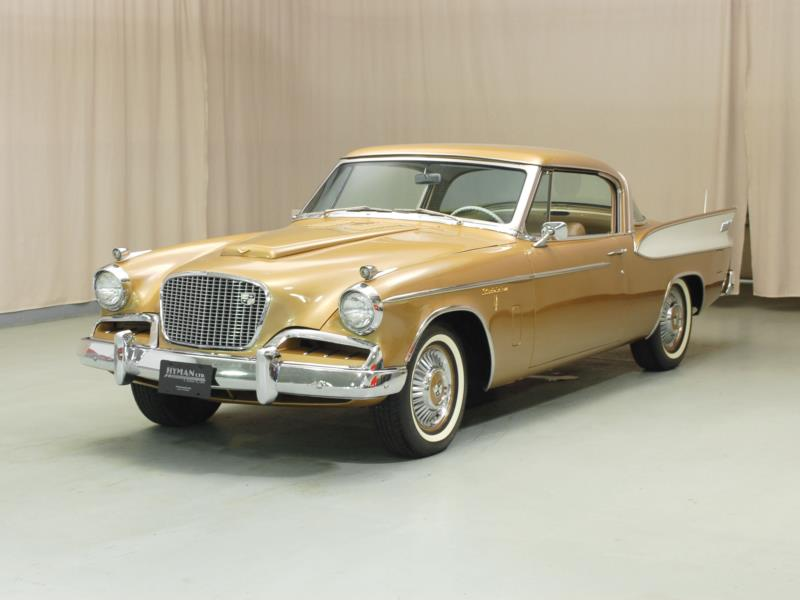 1961 Studebaker Hawk Values   Hagerty Valuation Tool     1957 Studebaker Golden Hawk Hardtop Coupe