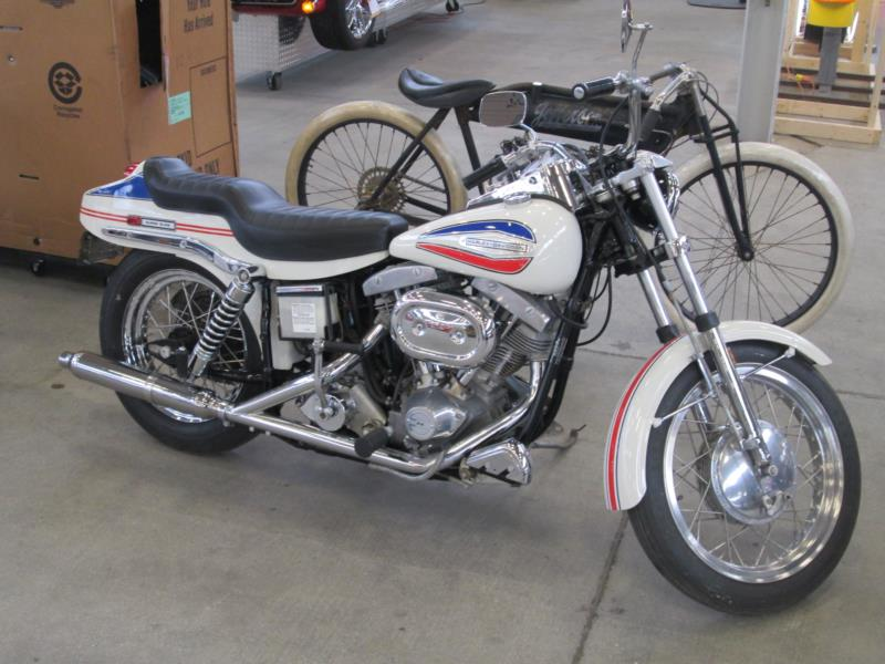 1000 Sportster 1977 Amf