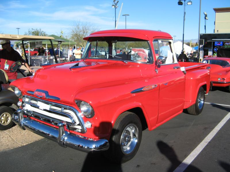 1958 Chevrolet Series 3100 1 2 Ton Values   Hagerty Valuation Tool     1957 Chevrolet Series 3100 1 2 Ton Pickup