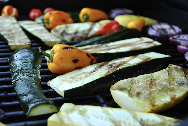 Cooking Veggies On The Grill-Part 1