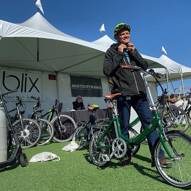 Ebikes At Google Environment Day