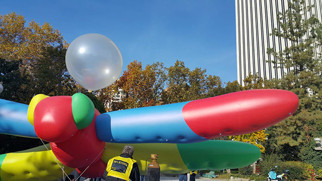 Google Madrid Gets Blowup Dragonfly