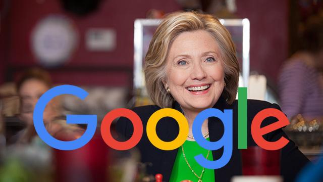 Картинки по запросу google hillary clinton